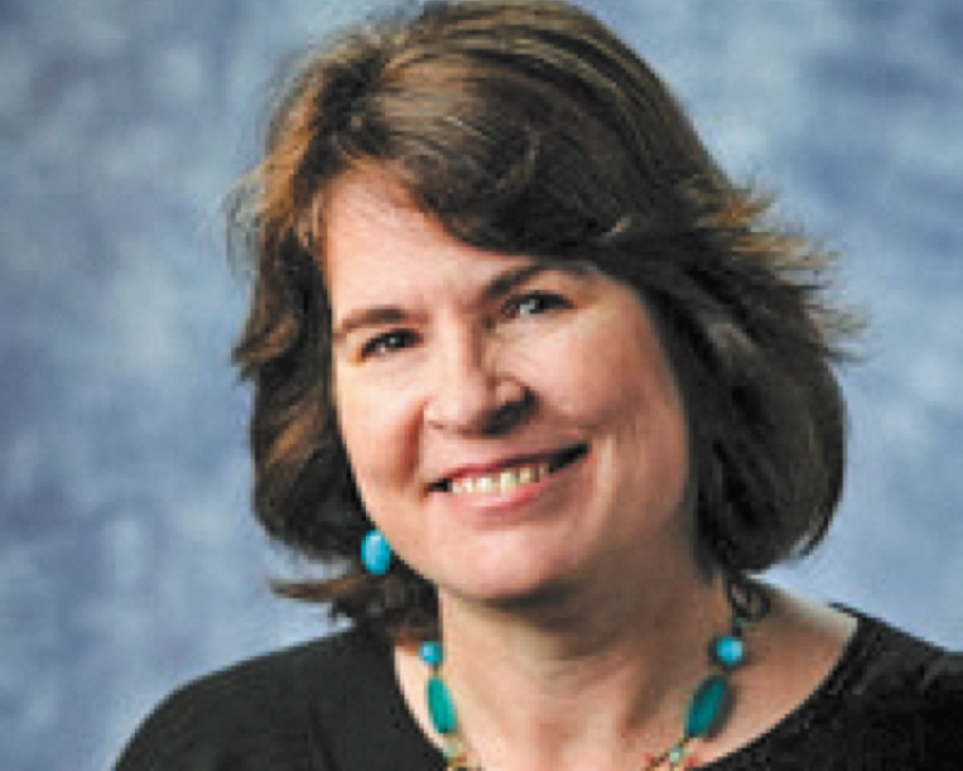 Headshot of Mary Hirschfeld, PhD, associate professor of Economics and Theology