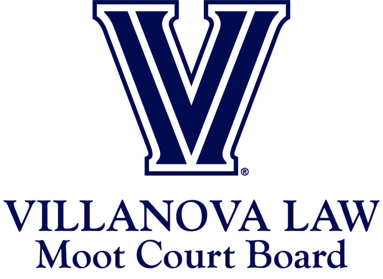 Villanova Law Moot Court Board logo