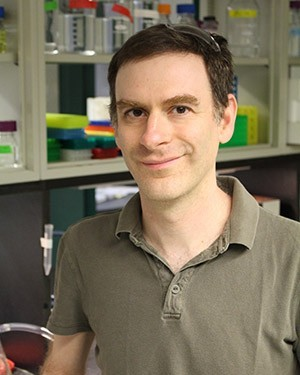 Daniel Kraut, PhD, associate professor of Chemistry at Villanova.