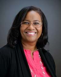 Kim Carter, Title IX Investigator in Villanova's Public Safety Department.