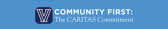 Community First: The CARITAS Commitment Logo