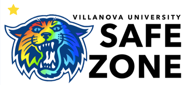 Image of the Villanova University Safe Zone program logo.