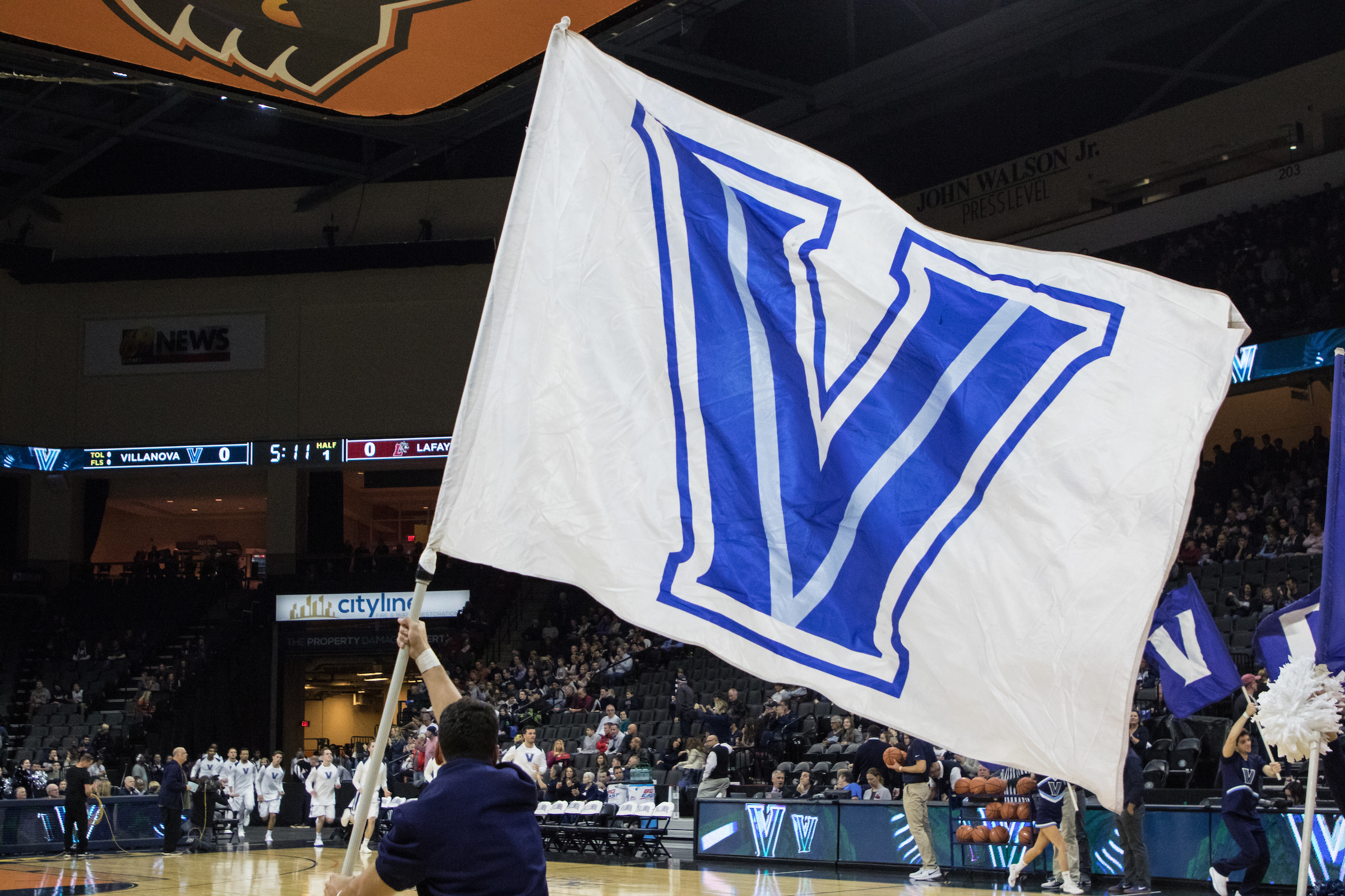 Schedule a visit and a tour of Villanova's campus. Plan to attend an Open House this fall.