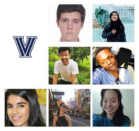 Explore Villanova through our students.