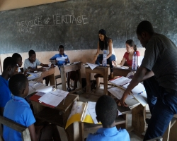 WFI Funded Student Project in Ghana