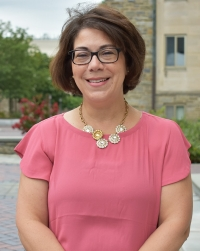 Maria Conway, Administrative Assistant for the Office of Graduate Studies