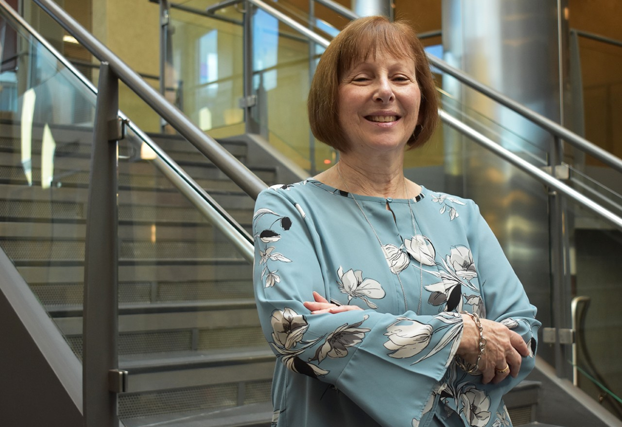 Ellen Murray uses Health Informatics to improve patient care in he role at Main Line Health.
