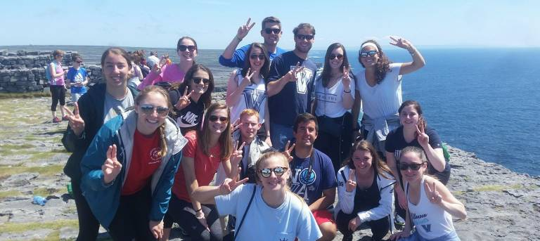 Summer and Semester Study Abroad Opportunities