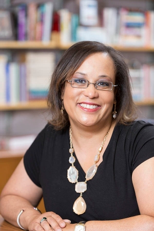 Duchess Harris is the keynote speaker at Villanova's annual Gender and Women's Studies conference