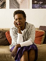 Claudia Rankine is a poet, playwright and founded the Racial Imaginary Institute.