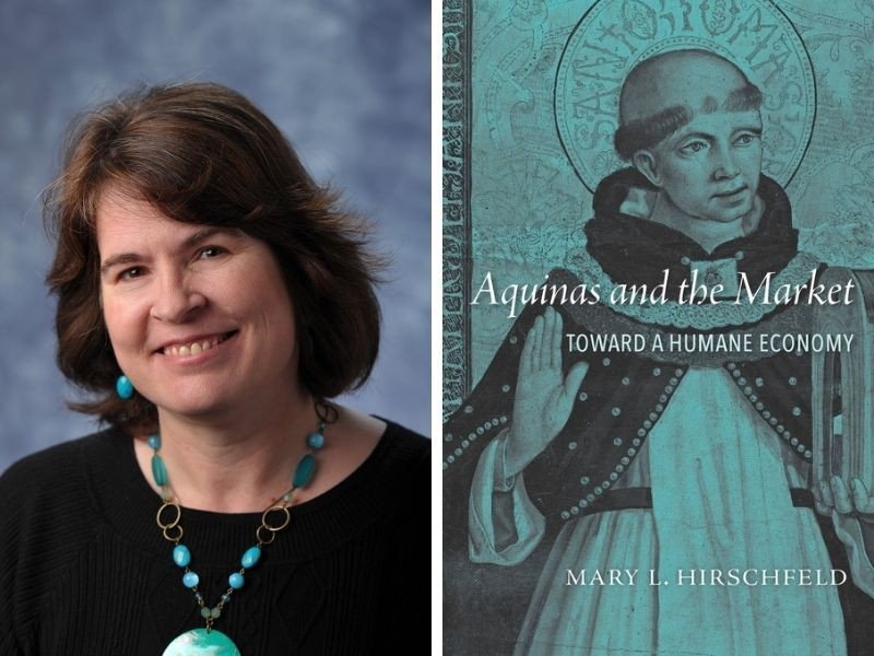 Mary Hirschfeld, PhD has won an international award for her book.