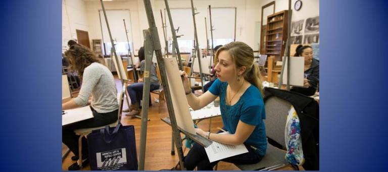 Christine Clay-Gorka's Oil Painting Class