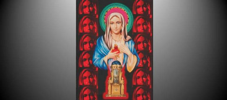 Sad Mary by Father Richard Cannuli