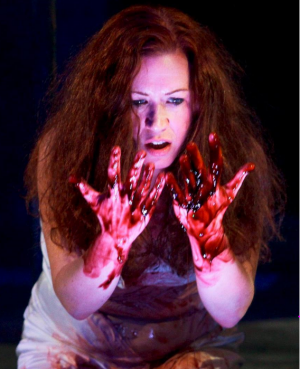 villanova theatre meg trelease lady macbeth acting thesis