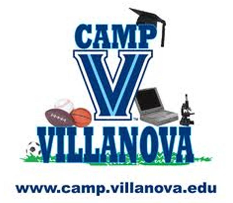 Camp Villanova Schedule