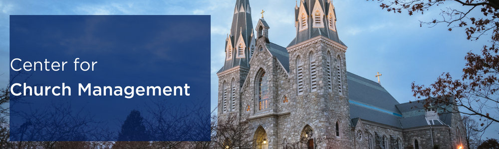 church management header