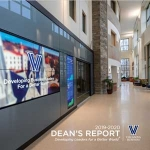 vsb dean's report cover