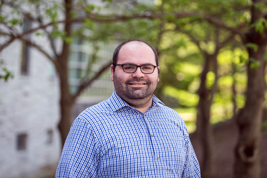 Christopher Mansour '14 MSCpE, '18 PhD