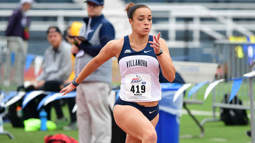 Alex Patrick is a top varsity athlete and a successful Villanova Chemical Engineering student.