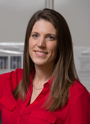Geotechnical expert Kristin Sample-Lord, PhD, PE, assistant professor of Civil and Environmental Engineering