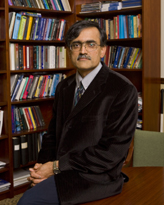 Dr. C. Nataraj, Chair of the Department of Mechanical Engineering