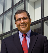 Dr. Alfonso Ortega, Associate Dean for Graduate Studies and Research and the James R. Birle Professor of Energy Technology