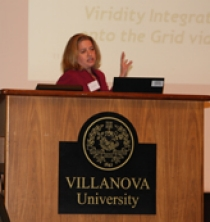 Audrey Zibelman, President and CEO of Viridity Energy