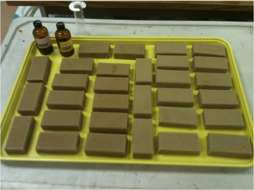 Chemical Engineering Students Create Sustainable Soap