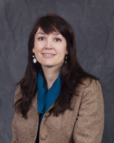 Dr. Leslie McCarthy, Assistant Professor of Civil and Environmental Engineering