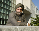 Dr. Pritpal Singh, Chair of the ECE Department, will help students collaborate with WE CARE Solar.