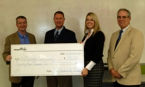 Air Products Donates $74,000 to the College of Engineering