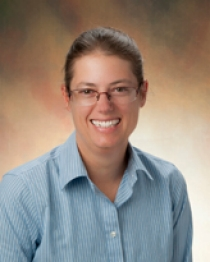 Dr. Amy Fleischer, Associate Professor of Mechanical Engineering