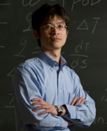 Dr. Calvin Li, Assistant Professor of Mechanical Engineering