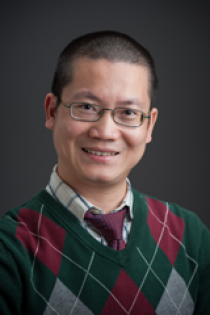 Dr. Zuyi 'Jacky' Huang, Assistant Professor of Chemical Engineering