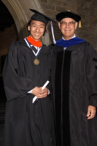 Edward L. Zhu, Outstanding Mechanical Engineering Student Award