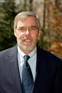 William Lorenz, director of Villanova's graduate program in Sustainable Engineering