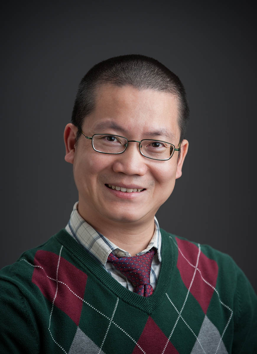 "Assistant Professor Zuyi ""Jacky"" Huang, PhD"