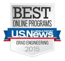 Best Online Programs 2015 US News Grad Engineering