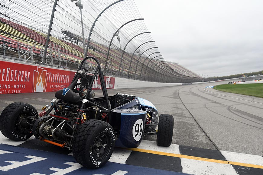 Nova Racing Places in Top 20 at Michigan International Speedway