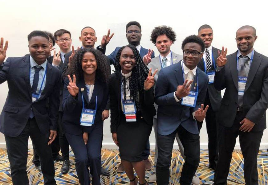 Villanova's NSBE Chapter Sees Success at 45th Annual