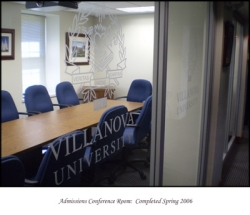Admissions Conference Room