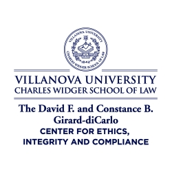 The David F. and Constance B. Girard-diCarlo Center for Ethics, Integrity and Compliance