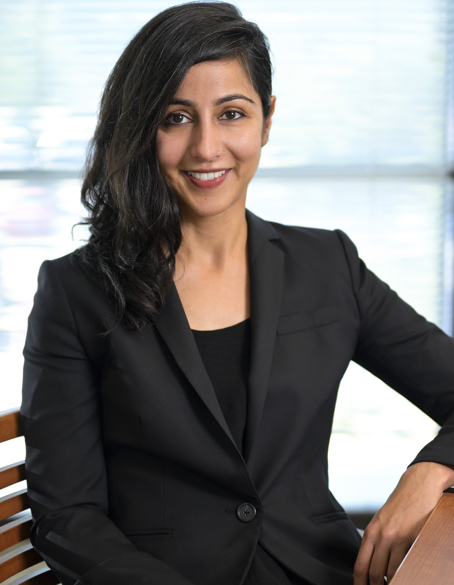 Director of the Clinic for Entrepreneurship and Assistant Professor of Law Komal Vaidya