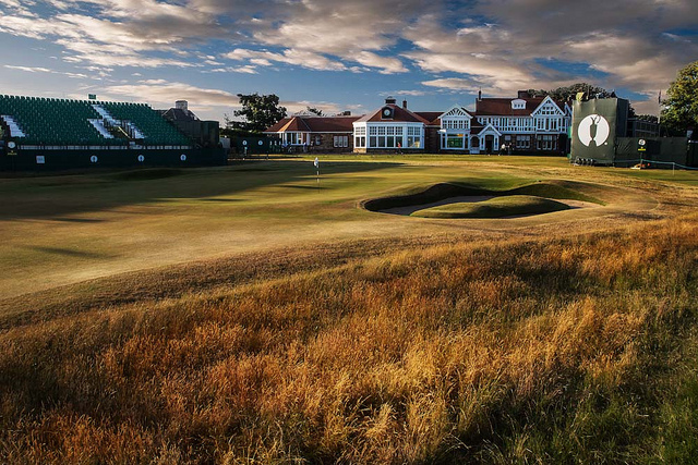 Muirfield Golf Course