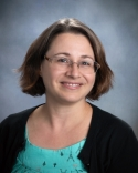 Lori Strickler, Reference Librarian and Legal Research Instructor