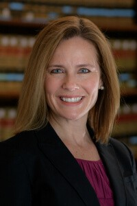 The Honorable Amy Coney Barrett