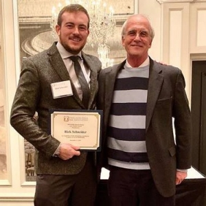 Ricky Schneider '20 Receives Philadelphia Bar Association's 2019 Public Interest Section Law Student Award