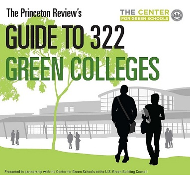 Princeton Review's Guide to 322 Green Colleges