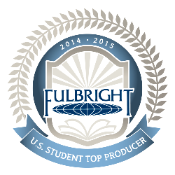 Fulbright Top Producer