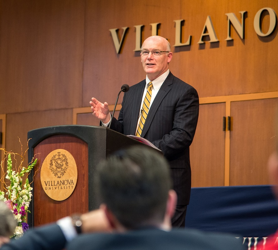 Villanova University Alumnus Joseph P. Clancy '78 Named Director of the U.S. Secret Service
